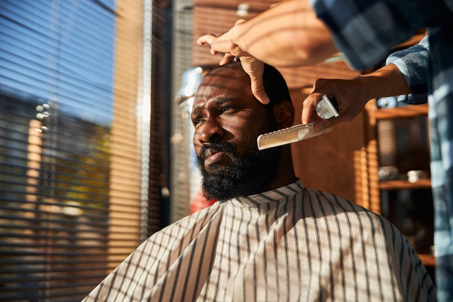 Barber school is a great way to connect with people